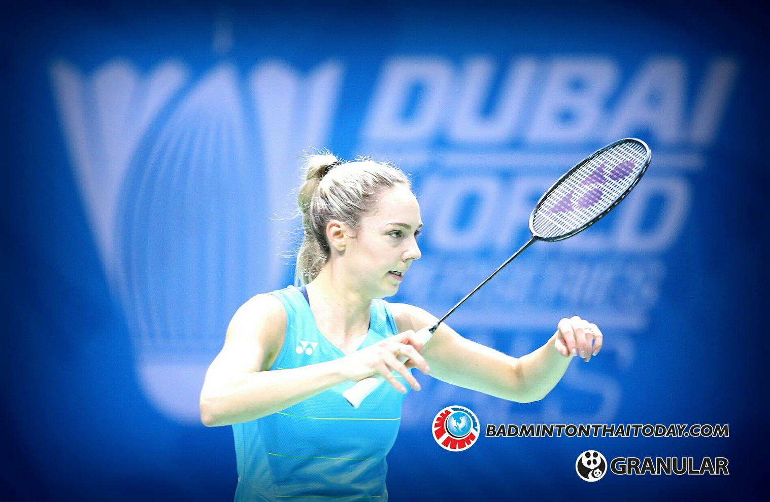 Chris Adcock - Gabrielle Adcock@ Dubai World Superseries Final 2016 รูปภาพกีฬาแบดมินตัน