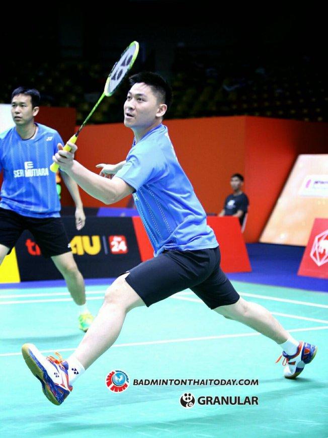 Setiawan Tan Boon Heong โชว์เก๋าสยบดาวรุ่งอินโด เข้ารอบ 16 แบด