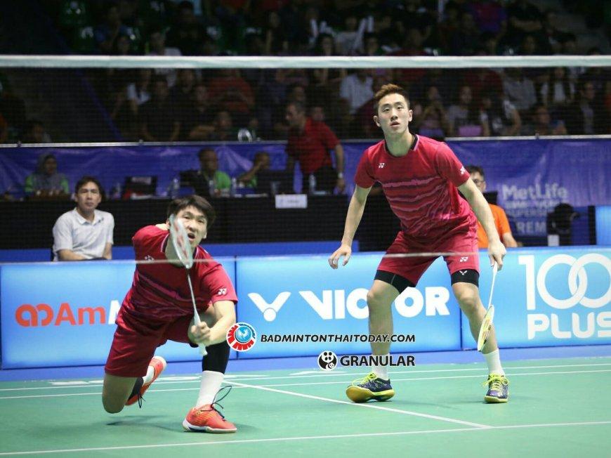 """ภ่องกง การกลับมาอีกครั้งของ""""คนภน้าเดิม"""" Badminton Thai Today"""