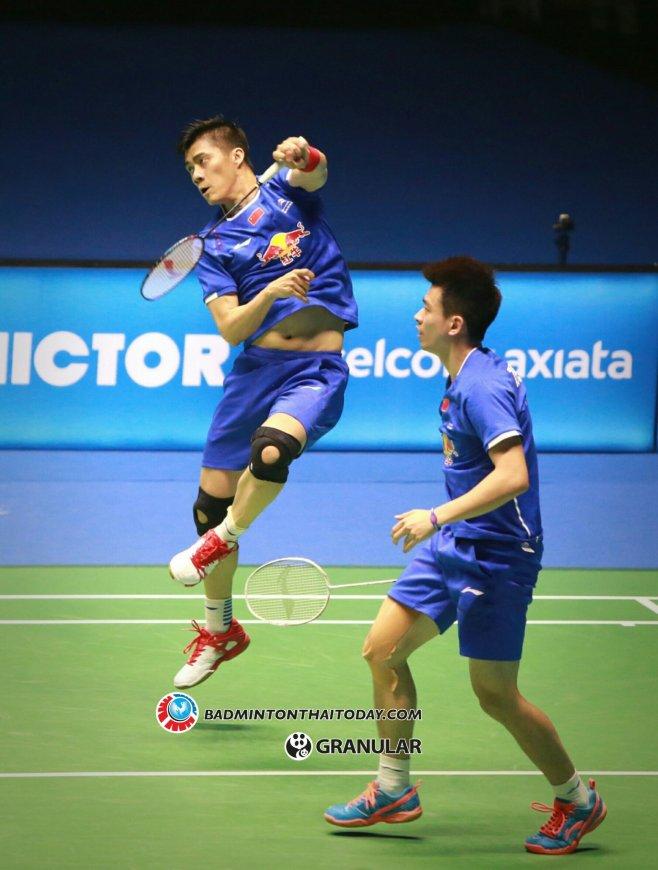 ตามคาด Fu Haifeng ประกาศเลิกเล่นทีมชาติ อีกครั้ง Badminton