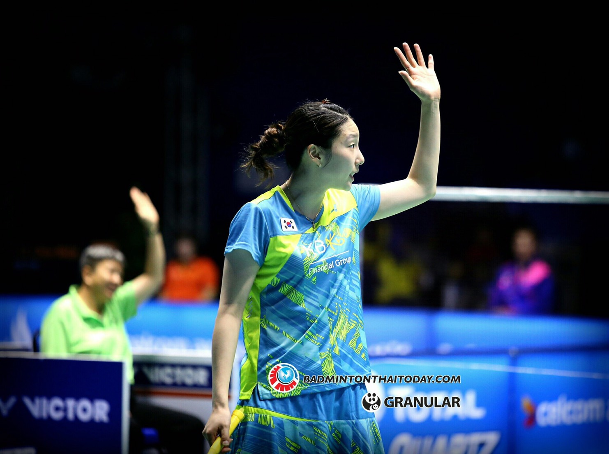 เกาภลี แชมป์สุธีรมานคัพยุค Young Blood Badminton Thai Today