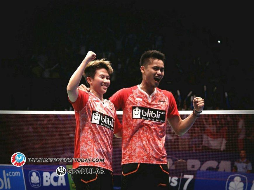 "AHMAD NATSIR ยืนยัน""เราพร้อมแล้ว"" Badminton Thai Today"