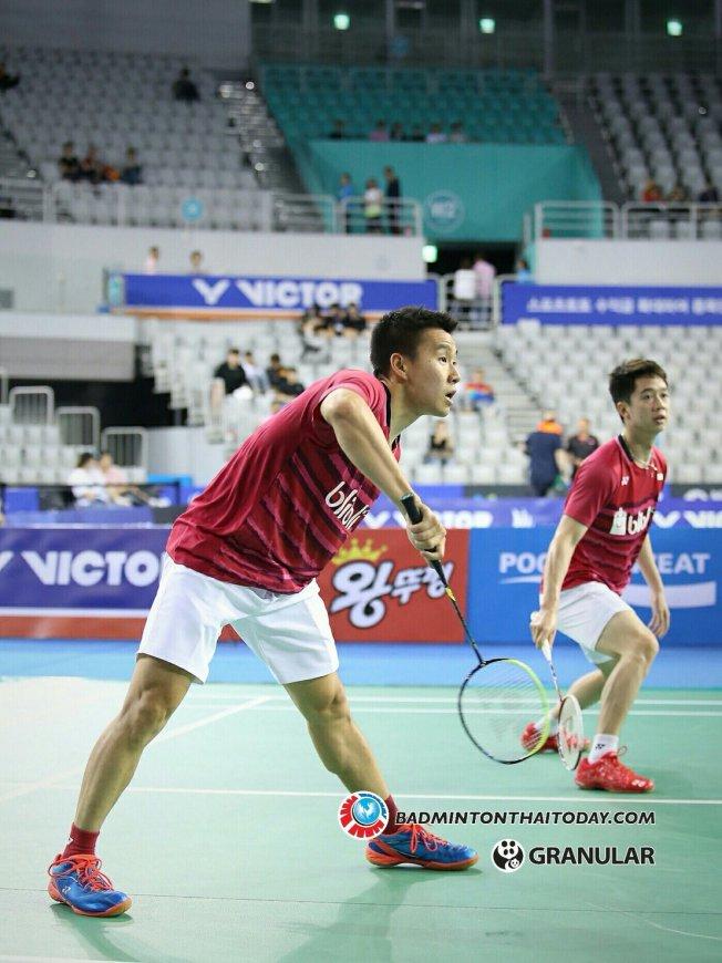 แบดเดนมาร์คโอเพ่นวันนี้ เชียร์เมย์ผ่านจอถ่ายทอดสด Badminton