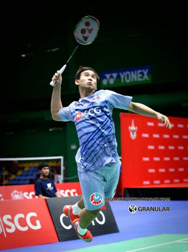 เชียร์นักแบดคู่ผสมไทยลงแข่งรอบแรกเฟรนช์โอเพ่น Badminton Thai Today