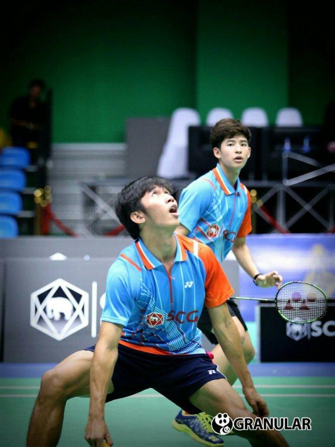 อย่าลืมส่งใจเชียร์นักแบดไทยที่ออสเตรเลีย Badminton Thai Today