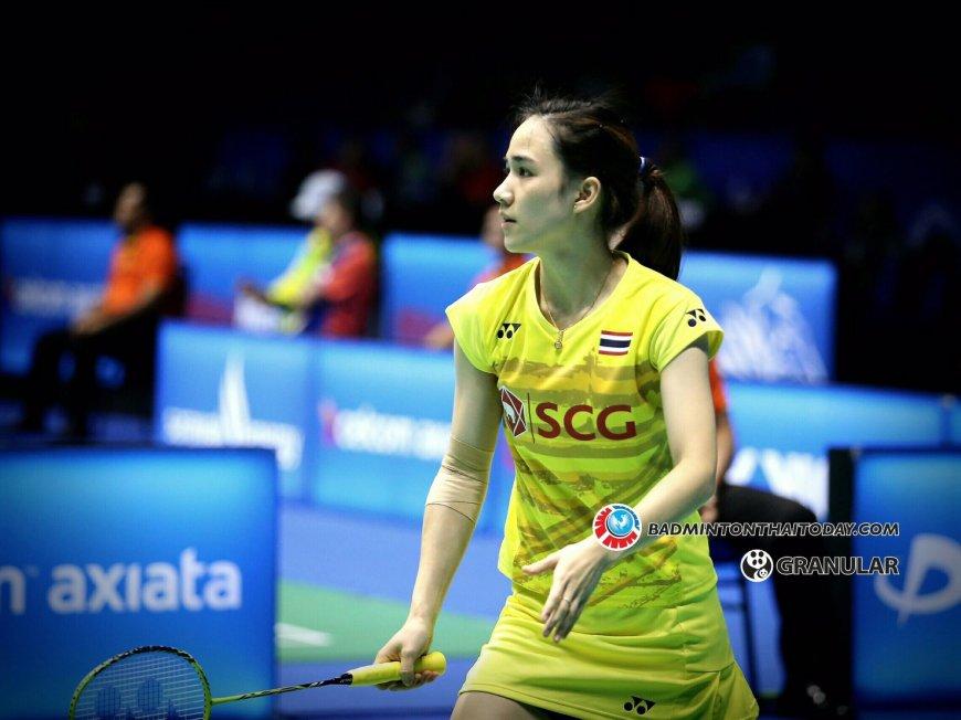 เชียร์กันต่อ ร่วมกันเชียร์นักแบดไทยทุกคน Badminton Thai Today